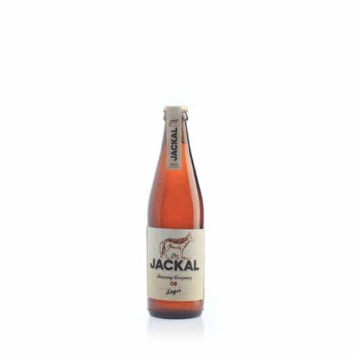 Jackal Lager (12 Bottles)
