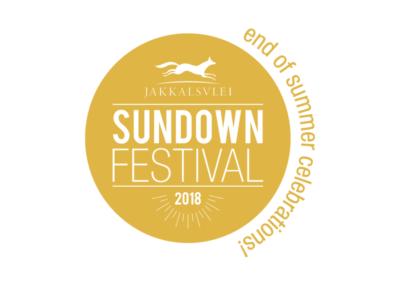 21 APRIL 2018 Jakkalsvlei Sundown Festival