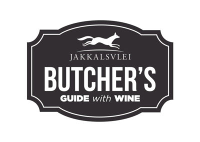 Jakkalsvlei Butchers Guide with Wine – TBA